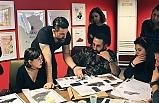 Genç tasarımcılar prestijli ayakkabı için yarışıyor