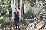 Heyelan İzmir'de ölüm korkusu yaşatıyor