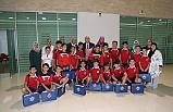 Hilal Futbol Kulübü'nden Selvitopu'na ziyaret