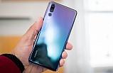 Huawei P20 Pro en çok satılan akıllı telefon oldu!