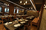 İzmir Bornova'ya 1. sınıf restoran... Yarın açılıyor