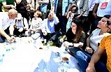 İzmir'de 'damak çatlatan' festival