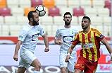 Malatyaspor -Akhisarspor maçında gol sesi çıkmadı