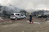 Sanayi sitesinde patlama: 4 ölü!