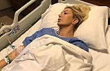Seda Sayan hastaneye kaldıırldı