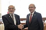 Kılıçdaroğlu ile Karamollaoğlu'ndan seçim zirvesi