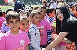 Torbalı çocuk oyunları şenliğinde muhteşem final