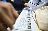 57 milyon seçmene, 308 milyon oy pusulası