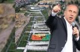 Ahmet Taner Kışlalı parkını Muharrem İnce açacak