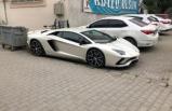 AK Partili vekil adayı partisinin toplantısına Lamborghini ile katıldı
