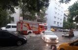 Ankara, 15 dakikada bu hale geldi