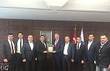 ASKON İzmir'den Özgener'e ziyaret