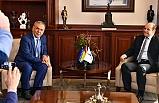Balkan dostu Başkan