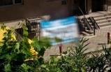 Başkan Pekdaş'ın evinin önüne asılan pankart şaşırttı!
