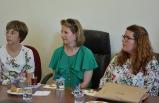 Başkan Uyar, Erasmus'la gelen konukları ağırladı
