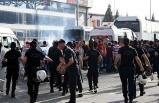 Bornova Stadyumu'nda arbede yaşandı