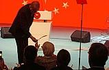 Cumhurbaşkanı Erdoğan'dan eşine zeytin dalı