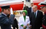 Cumhurbaşkanı Erdoğan Londra'da