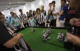Dünya Robot Olimpiyatı finalistleri İzmir'de belirlendi