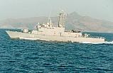 Ege'de Türk kargo gemisi ile Yunan savaş gemisi çarpıştı
