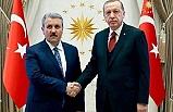 Erdoğan'dan, 'BBP ile kampanya olacak mı?' sorusuna yanıt