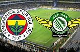 Fenerbahçe - Akhisarspor final maçının hakemi belli oldu