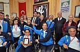 Foça Belediyesi sporcusu Engelli Boccia'da Türkiye şampiyonu oldu