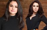 Görenler tanıyamadı... Selena Gomez'e benzetildi