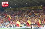 Göztepe tribünleri: O maç Bornova'da oynanacak!