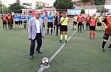 Hakemler futbolcu oldu, meslektaşlarıyla turnuvada yarıştı