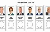 İşte Cumhurbaşkanlığı oy pusulası