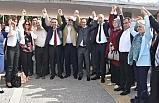 İYİ Parti İzmir'de davullu zurnalı 'Akşener' kampanyası