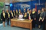 İzmirli iş kadınlarından Bosna Hersek çıkarması