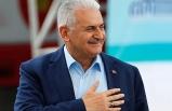 İzmirtanıtımı Başbakan Yıldırım'dan