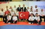 Kadın Tekvando Milli Takımı Avrupa Şampiyonu oldu