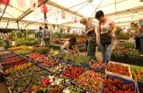 Karşıyaka Çiçek Festivali başladı