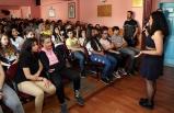 Konak'tan gençlere 'kaygı' semineri