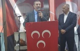 MHP'li Karataş'tan flaş çıkış: Seçime damga vuracağız!