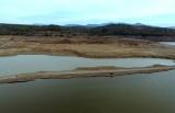 Mumcular Barajı'nda su tükeniyor
