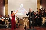 Müziğin ustaları eserleriyle Konak'ta anıldı