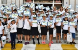 Öğrencilere 'tramvay' dersi