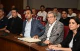 Rektör Budak'tan, Torbalı Ticaret Odası'na çıkarma