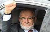 Saadet Partisi'nin cumhurbaşkanı adayı Karamollaoğlu