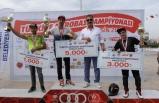 Türkiye'nin ilk Motosiklet Akrobasi Şampiyonası tamamlandı