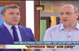 Ahmet Şık, HDP'nin 2. turda kimi destekleyeceğini açıkladı