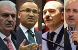 AK Parti'de yeni görev dağılımı