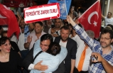 AK Partili Bekle, gözyaşlarına hakim olamadı