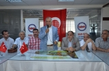 AK Partili Doğan'a Mardinlilerden destek