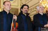 "Arkas Trio'dan ""Romantik Triolar"" albümü raflarda"