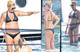 Atacan Ailesi sezonu açtı... Pınar Altuğ kilo aldı